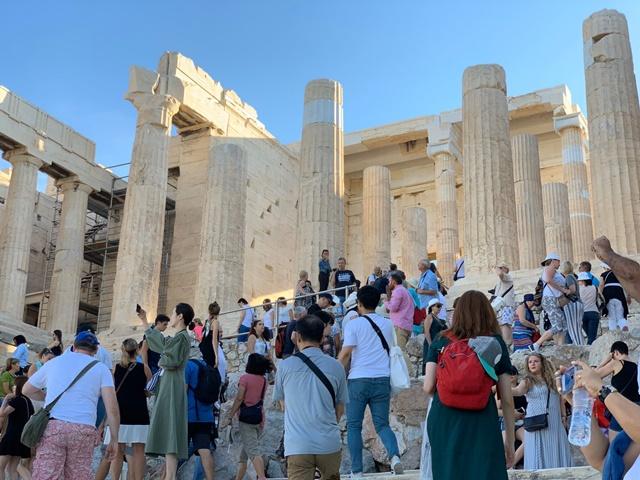 ギリシャ・アテネ観光1日モデルコースナビ!おすすめの服装や持ち物も
